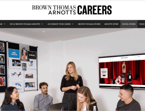 Brown Thomas Arnotts Careers web portal